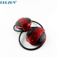 New Mini 501 Bluetooth Headset Sport Bluetooth Wireless Headphones Music Stereo Earphones TF Card Slot FM