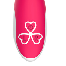 Silicone Chargeable Cute Bunny Vulva Shaker For Lesbian