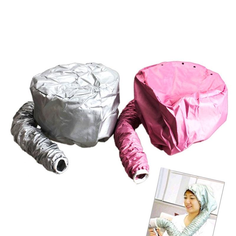 High Quality NEW Home Portable Soft Hood Bonnet Attachment Haircare Salon Hair Dryer Diffuse 88