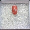 5000 unidades/pacote SS6 resina flaback crystal clear rhinestone Para DIY Nail Art decoração gems