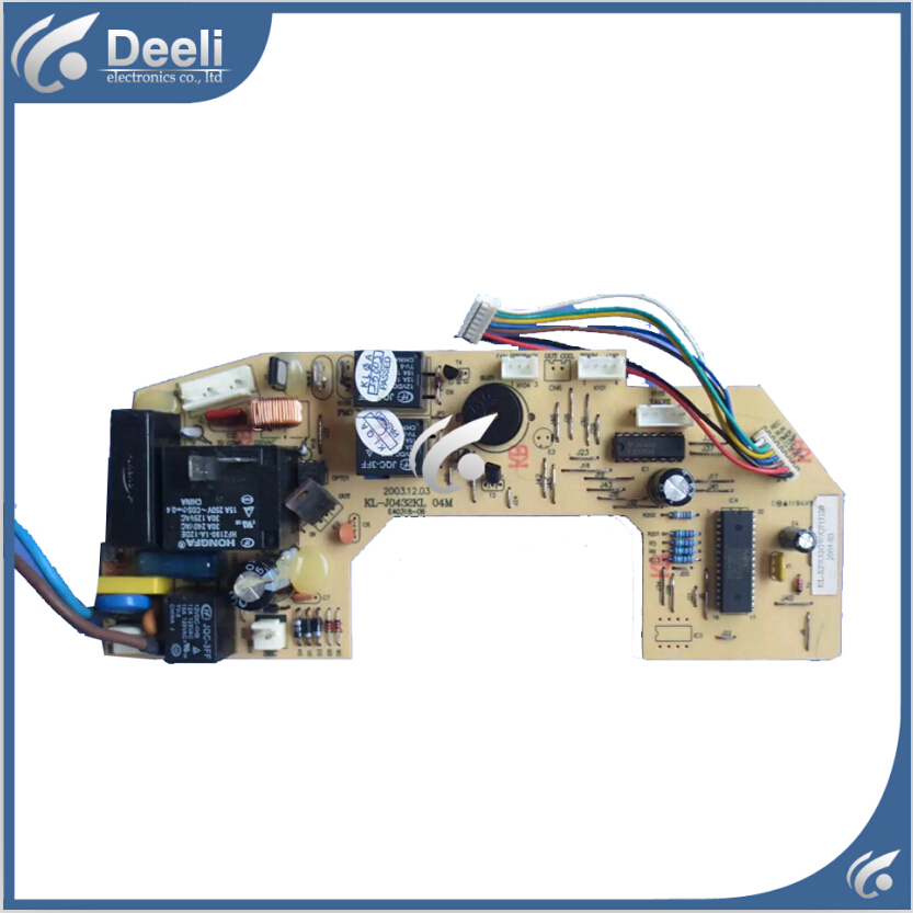 95% new good working for Air conditioning display board remote control receiver board plate A744350 95% new good working for midea air conditioning display board remote control receiver board plate kfr 26g dy gc e2 d 01