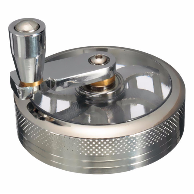 4-layer Aluminum Herbal Herb Grinder 5