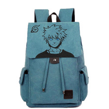 Anime Naruto College Backpack