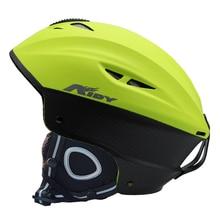 Top Quality Ski Helmet CE Certification Winter Snow Skiing Snowboard Skateboard Helmet ABS/PC+EPS 55-61CM