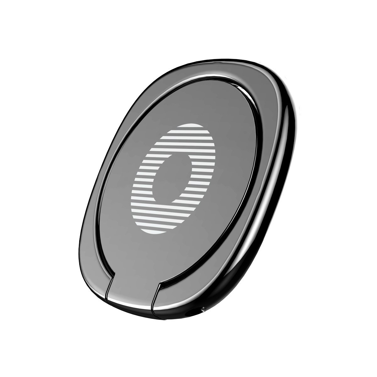 Luxury Socket  360 Degree Metal Finger Ring Holder Smartphone Mobile Phone Finger Stand Holder For Xiaomi For Iphone