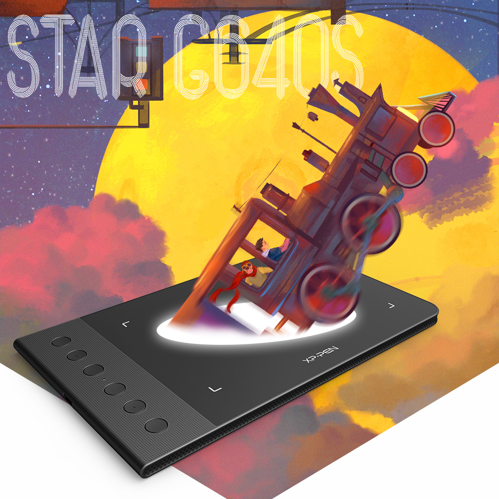 painting tablet XP-Pen G640S (21)