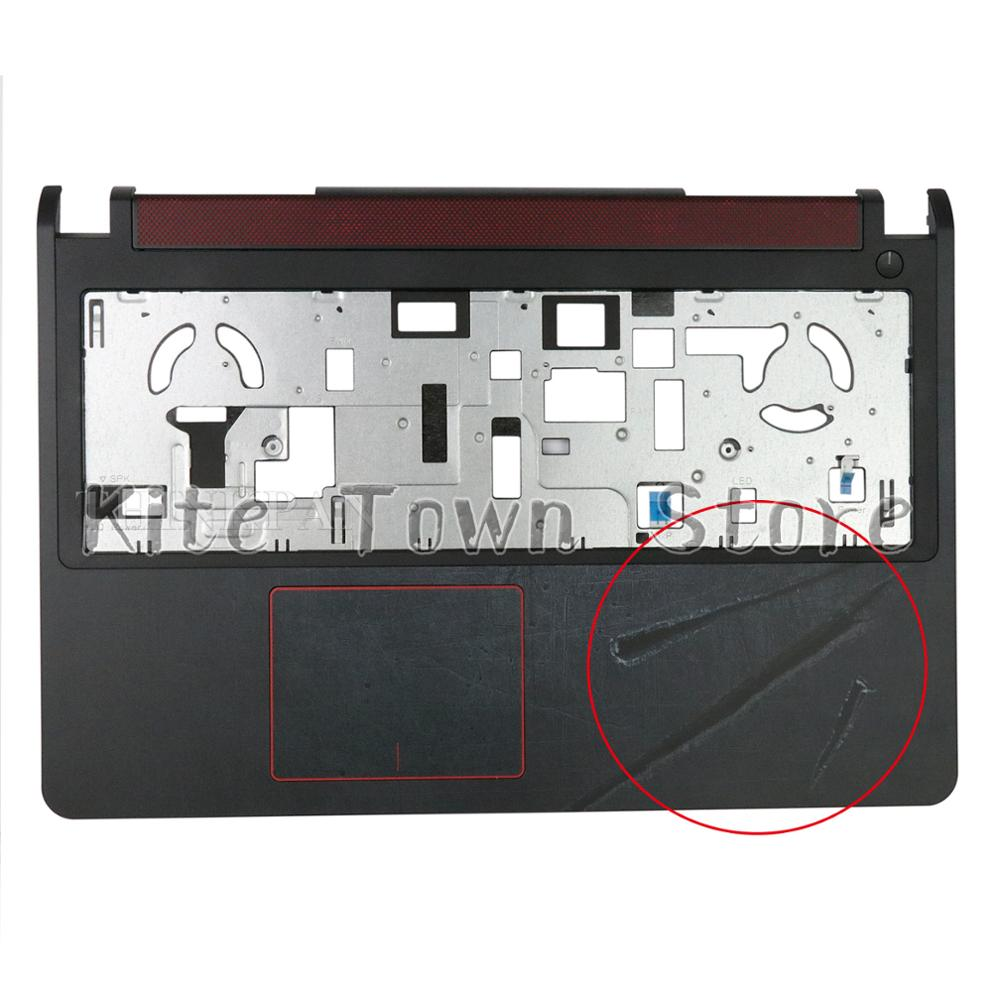 New Upper Palmrest Case For <font><b>DELL</b></font> <font><b>INSPIRON</b></font> <font><b>15</b></font> 7000 7557 <font><b>7559</b></font> 0N5MJH W Touchpad image