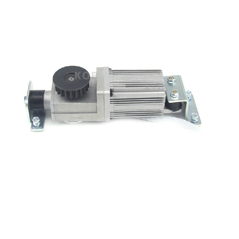 Automatic door motor DC brushless motor automatic door accessories square motor