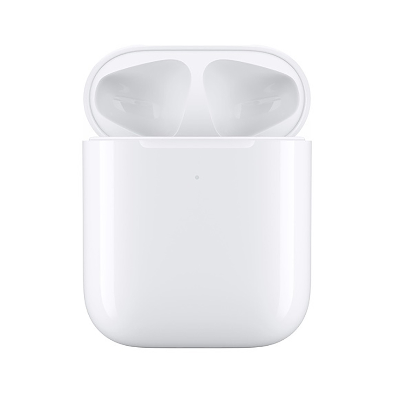 Coque de Charge sans fil Apple pour AirPods, casque Bluetooth, entrepôt de Charge