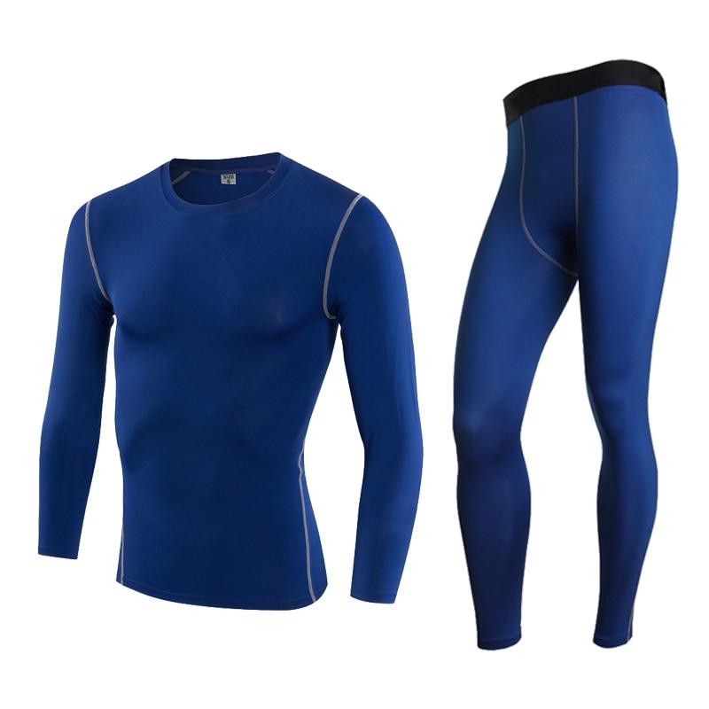 YD Nieuwe Logo Custom 2 stks Fitness Strakke Running Set Sneldrogende - Sportkleding en accessoires - Foto 4