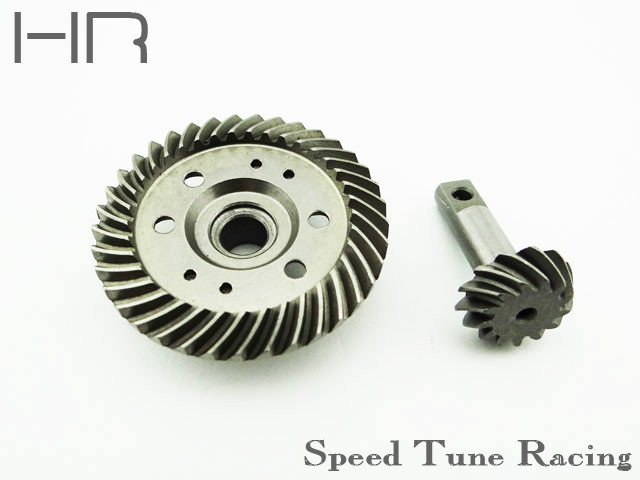 Optional spiral differential bevel gear set for the Traxxas most 1/10 scale 4wd, like Revo, Summit and T-Maxx series schwarzkopf подиумный лак для волос сильной фиксации schwarzkopf osis 1791374 232257 300 мл