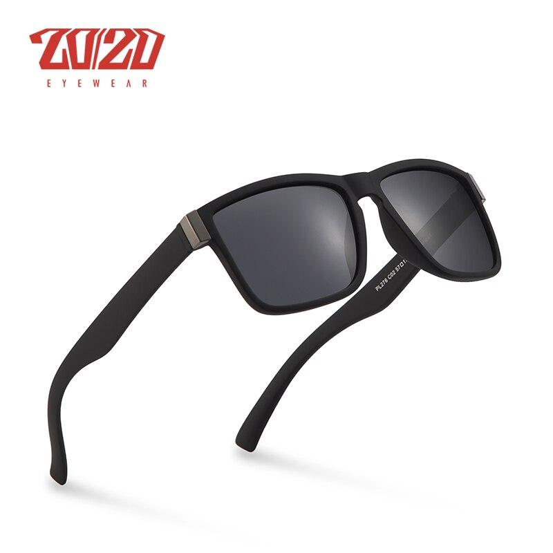 be656f4a53675 Classic Polarized Sunglasses Men Glasses Driving Coating Black Frame  Fishing Driving Eyewear Male Sun Glasses Oculos PL278