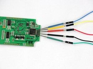 Image 4 - Универсальный зажим для чипов TSOP/MSOP/SSOP/TSSOP/SOIC/SOP, автомобильный пульт дистанционного управления, IC контактный зажим, онлайн программирование