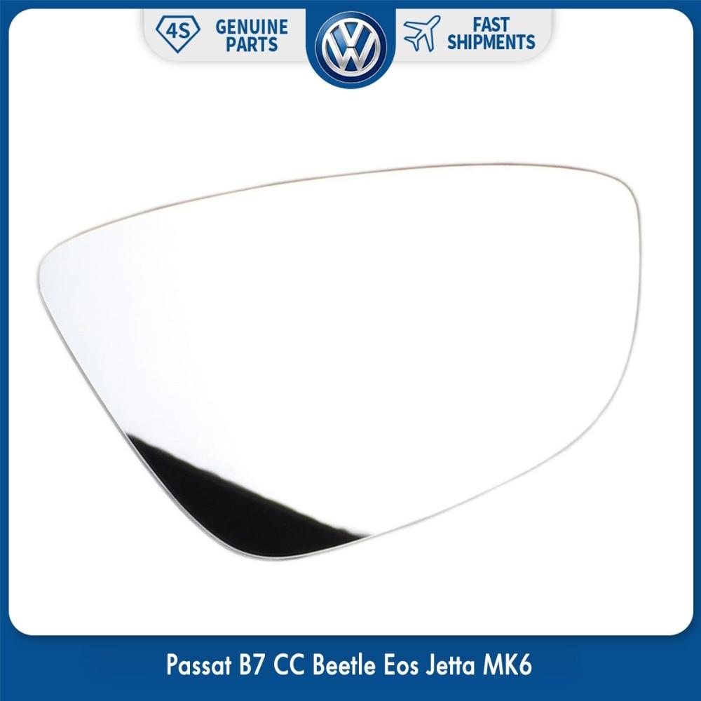 Боковое электрическое зеркало 3C8 857 522 с подогревом и правым крыльем для VW Volkswagen Passat B7 CC Beetle Eos Jetta MK6 Scirocco