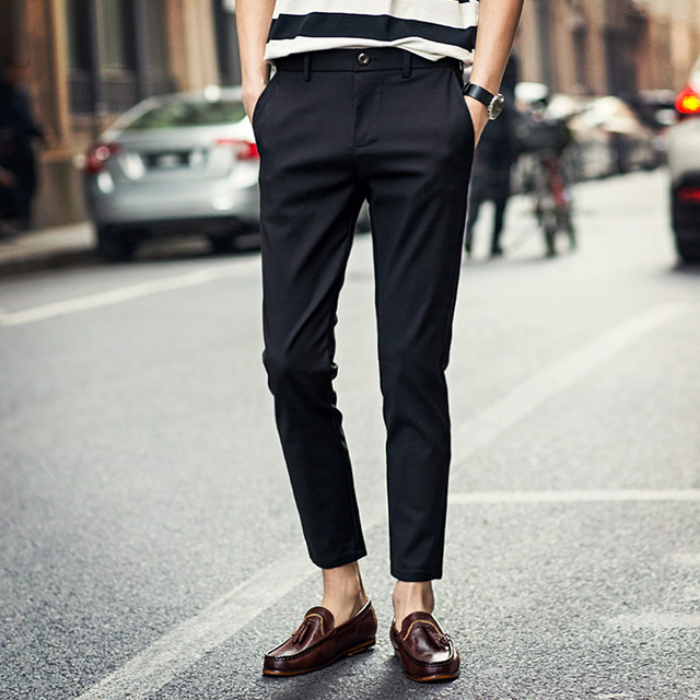 British Style Gentleman Trousers