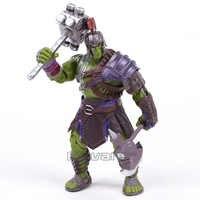 Thor 3 Ragnarok Hulk robert bruce Banner pcv figurka-model kolekcjonerski zabawka 20cm