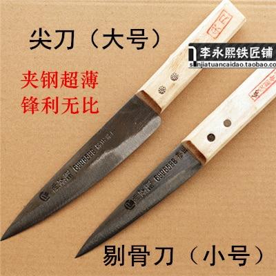 Clip manual realizat din oțel pentru uciderea sacrificării porcilor - Bucătărie, sală de mese și bar