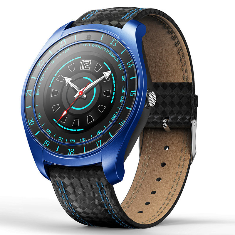 Bluetooth Smart Watch <font><b>V10</b></font> Heart Rate Monitor <font><b>Smartwatch</b></font> Dial Support Call GSM TF Card Camera Passometer Wristwatch image