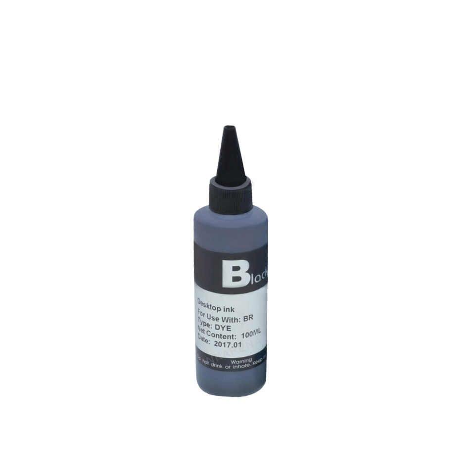 INKARENA 4 Warna 100 ml Botol Isi Ulang tinta Dye Penggantian untuk HP 364 Cartridge C510a C309a B209a 3070A Deskjet 5510 6510 Printer
