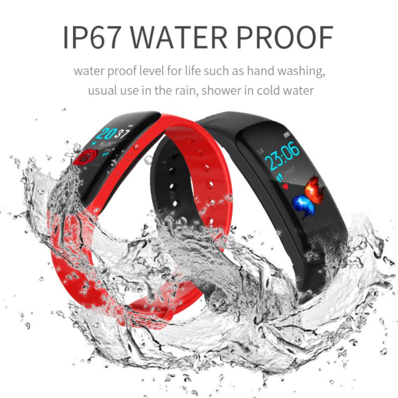 H29 New Smart Watch Men Women Heart Rate Monitor Blood Pressure Fitness Tracker Smartwatch Sport Watch for ios android +BOX(China)