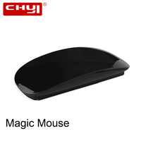 CHYI Wireless Touch Mouse Ergonomic 2 4Ghz 800 1000 1200 DPI Optical Super Slim Magic Mice