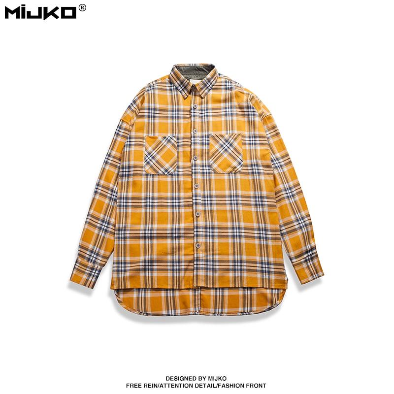 MIJKO Ανδρικά Ρούχα 2018 Φθινόπωρο Νέο - Ανδρικός ρουχισμός - Φωτογραφία 2