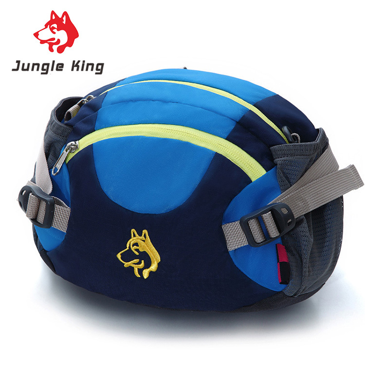Jungle King 2017 New Men Running Fitness Sports Bag Waterproof Nylon Backpack Pocket Travel Bag Ride Camping Backpack