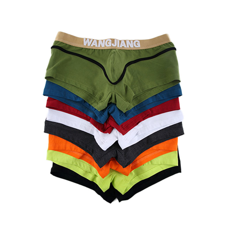 3pcs/lot Hot Sale Male Underwear Mens Boxer Underwear Mens Pouch G String Bulge Pouch Me ...