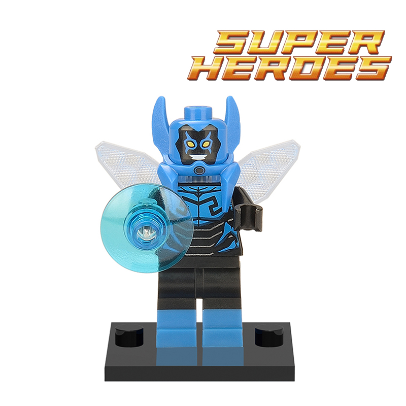 Building Toys Teens : New pc super hero blue beetle building blocks avengers