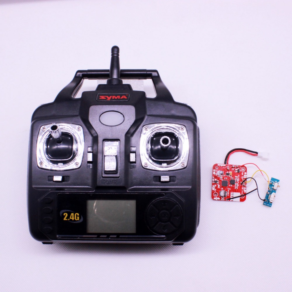 Syma X5sc X5sw Quadcopter Rc Drone Remote Control Helicopter Spare Car Circuit Board Buy Toy Parts 1pcs Transmitter Barometer