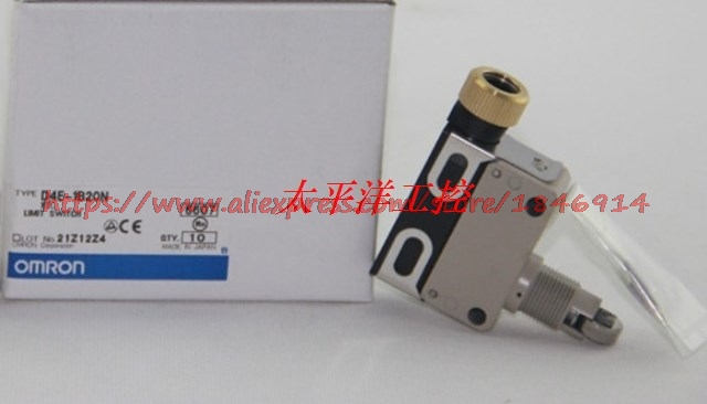 04E-1B20N NEW Travel Switch  D4E-1B20N/EN60947-5-1 IP67