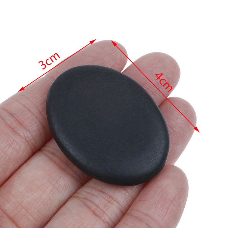 2pcs/6pcs/8pcs/10PCS Beauty Stones Massage Spa Rock Basalt Stone Lava Natural Stone Hot Sale 5