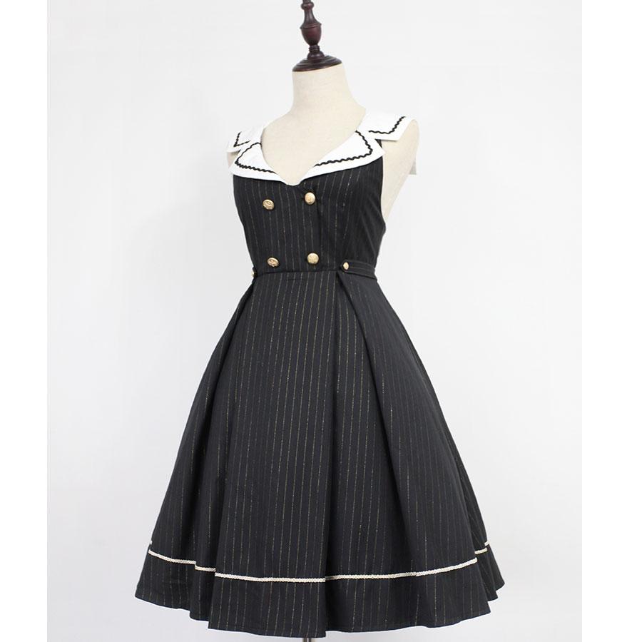 Здесь продается  Classic Sailor Style Lolita JSK Dress Idol College Series Sleeveless Dress by Soufflesong  Одежда и аксессуары