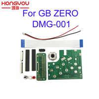 FAI DA TE 6 Bottoni Bordo del PWB Interruttore Connettore del Cavo Kit Per Raspberry Pi GBZ Per Game Boy Zero DMG-001