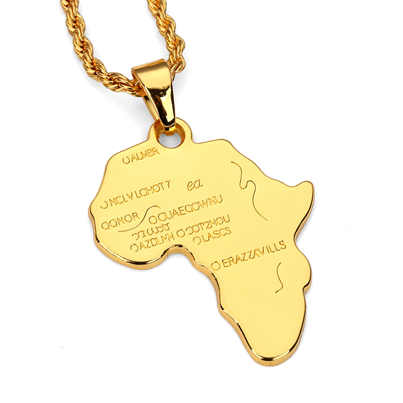 africa map chain