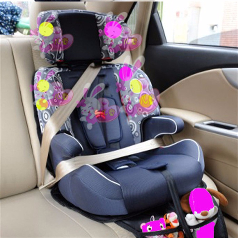 Universal Car Seat Cover Child Safety Seats Protective Mat Anti Slip