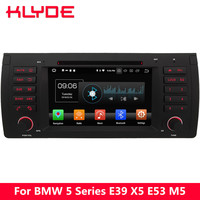 KLYDE 7 4G WIFI Octa Core PX5 Android 8.0 4GB RAM 32GB ROM BT Car DVD Multimedia Player Radio Stereo For BMW X5 M5 E38 E39 E53