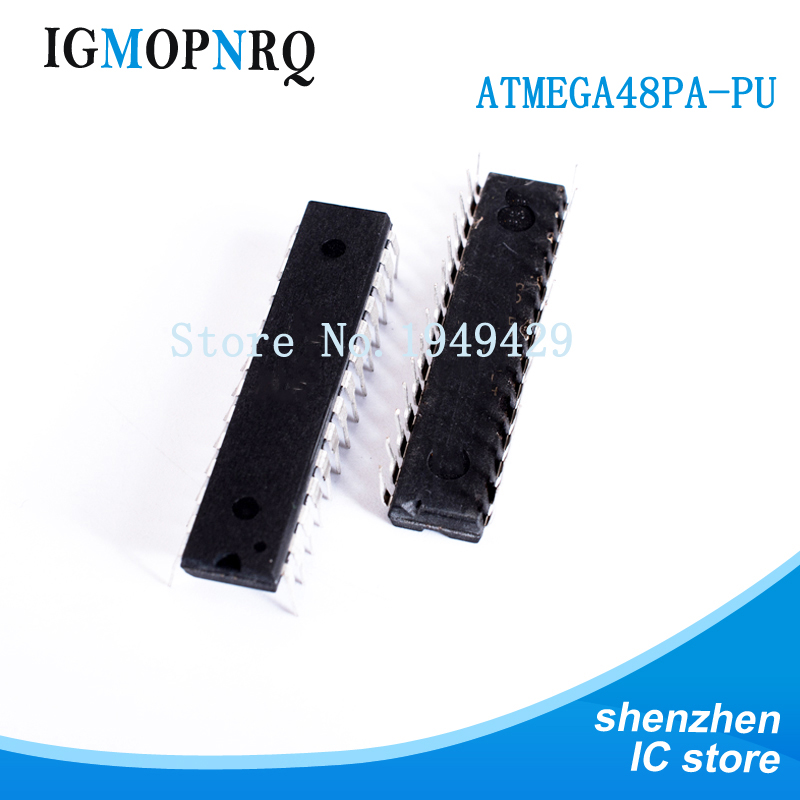 1pcs ATMEGA4809-PF Microchip MCU 20MHz, 8-bit Microcontrollers