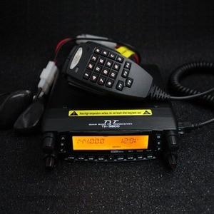 Image 4 - 최신 버전 TYT TH 9800 50W 쿼드 밴드 29/50/144/430MHz woki toki 2 톤/5 톤 모바일 트랜시버