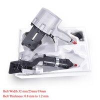 Venta Herramientas de flejado de acero neumáticas KZS 32 tensor neumático KZL 32 para flejar Acero ancho