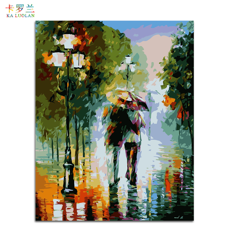 Buy frameless arrival unique gift digital for Oil paintings for sale amazon