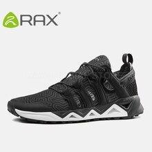 RAX Для мужчин дышащая Треккинговые ботинки Для мужчин S Открытый Спортивная обувь Треккинг Прогулки Быстросохнущие кроссовки легкий Спортивная Обувь Альпинизм Сапоги и ботинки для девочек