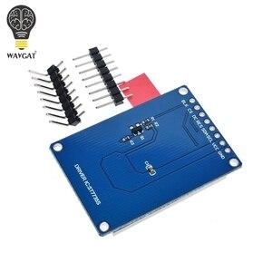 Image 2 - 3.3V 1.44 da 1.8 pollici di Serie 128*128 128*160 65K SPI A Colori TFT IPS LCD bordo del Modulo Sostituire OLED ST7735