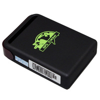 New RealTime GPS Tracker GSM GPRS System Vehicle Tracking Device TK102 Mini