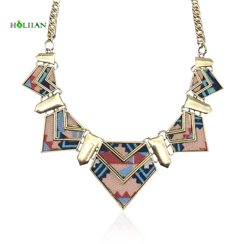 Women bohemian necklaces maxi chokers necklace big gyspy collar vintage jewelry boho collar female cloth statement accessories