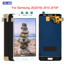 5.2 For Samsung Galaxy J5 2016 J510 SM-J510F J510FN J510M J510Y J510G LCD Display Touch Screen Digitizer Assembly AAA+ aaa quality j510 lcd for samsung galaxy j5 2016 lcd j510fn j510f j510g j510y j510 display touch screen digitizer assembly