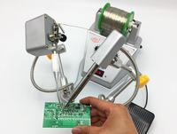 FEDEX DHL Free Shipping CX 80 Automatic Soldering Machine Universal Tin Spot Welding Machine