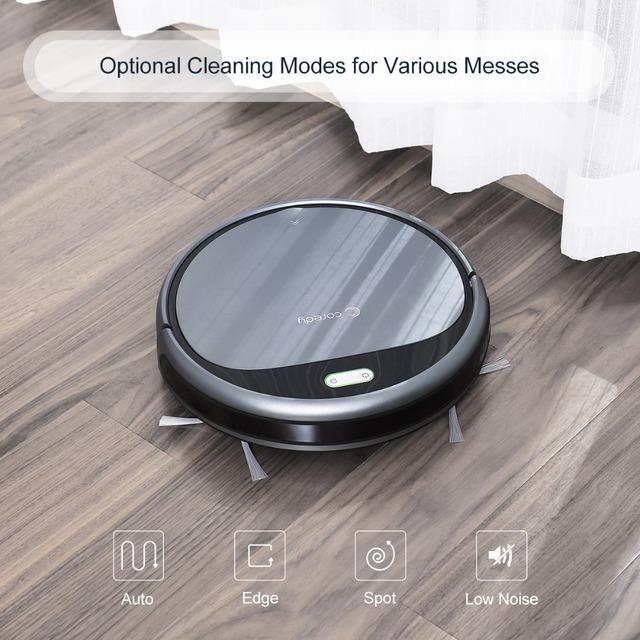 Smart Robot Vacuum Cleaner for Home [best budget robot vacuum cleaner]