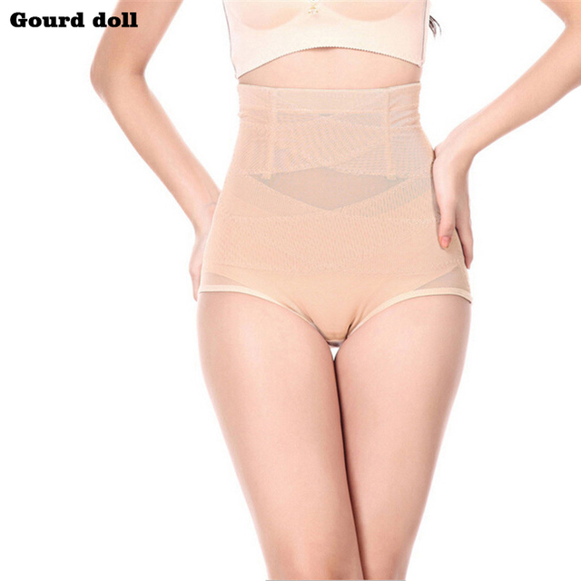 fdc517f3f3 M-3XL High Waist Postpartum belly pants 3 colors Maternity Slimming  underwear Training Corsets Control Panties for women
