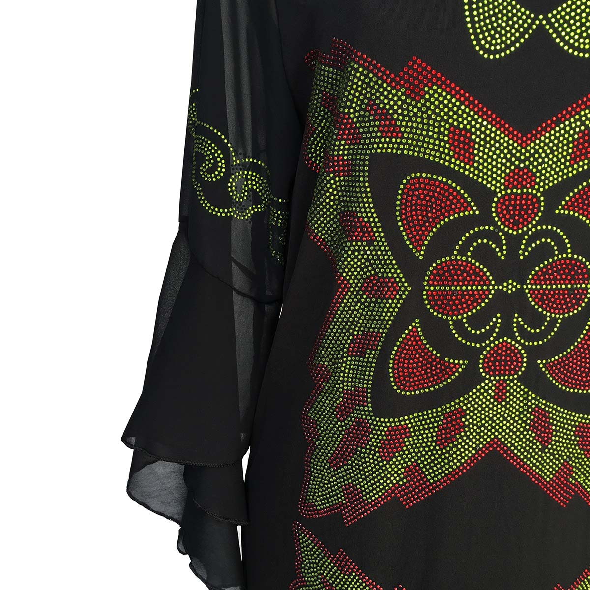 2019 new arrival elegent fashion style african women beauty printing plus size long dress in Africa Clothing from Novelty Special Use